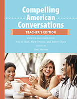 Compelling American Conversations for Teachers book cover