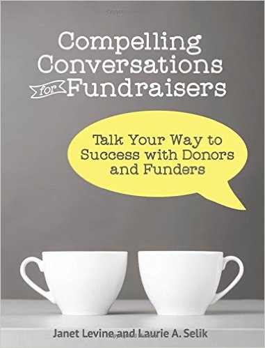 Compelling Conversations for Fundraisers book cover