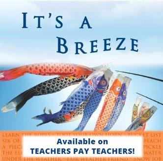 It's a Breeze Book Cover
