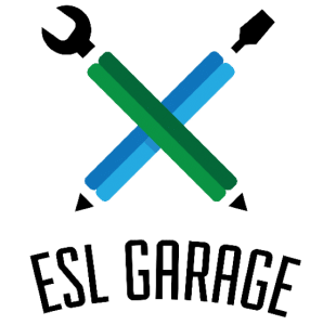 ESL Garage logo